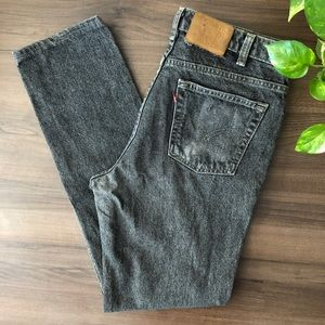 RARE Levi's Vintage 531 Leather Tag Jeans
